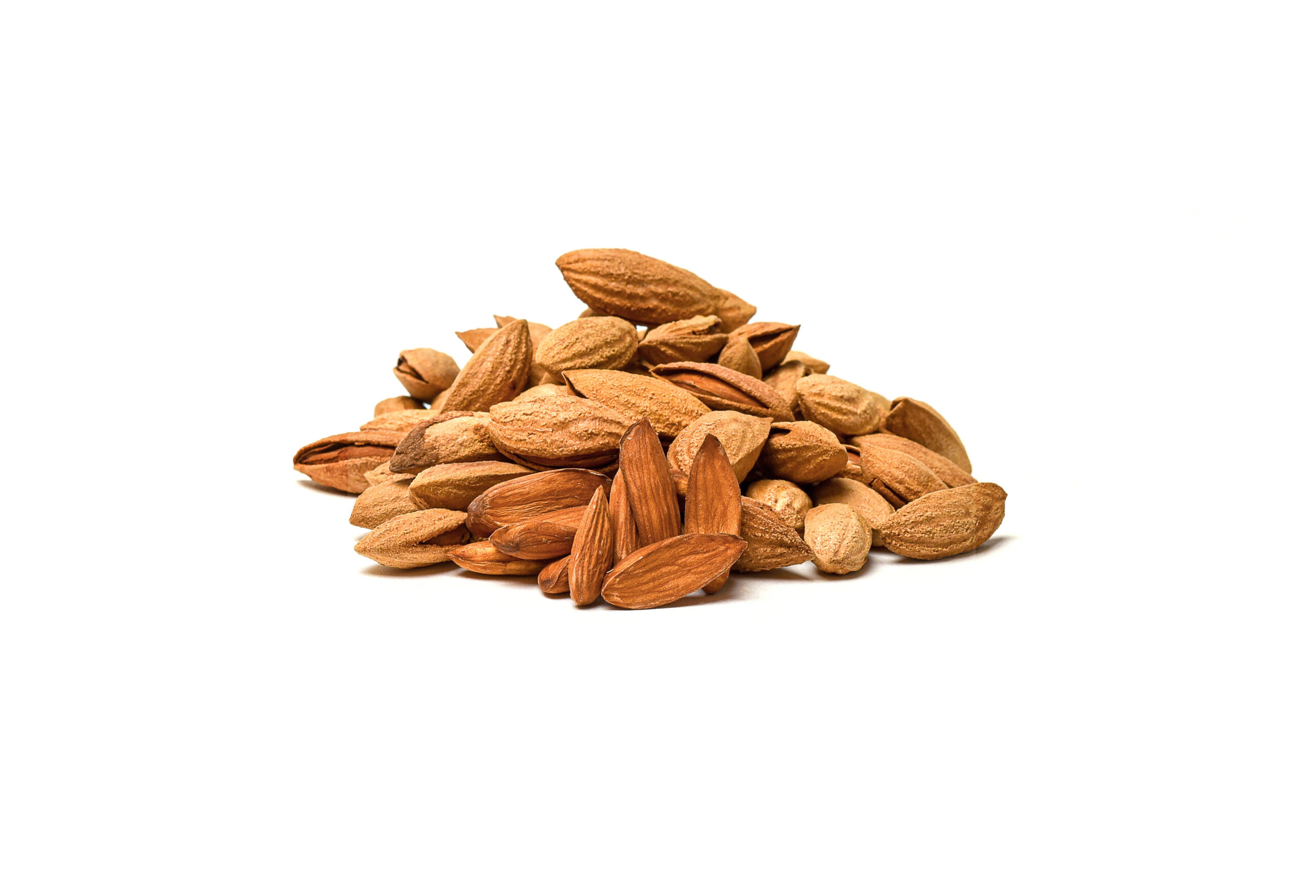 Roasted almond, shelled