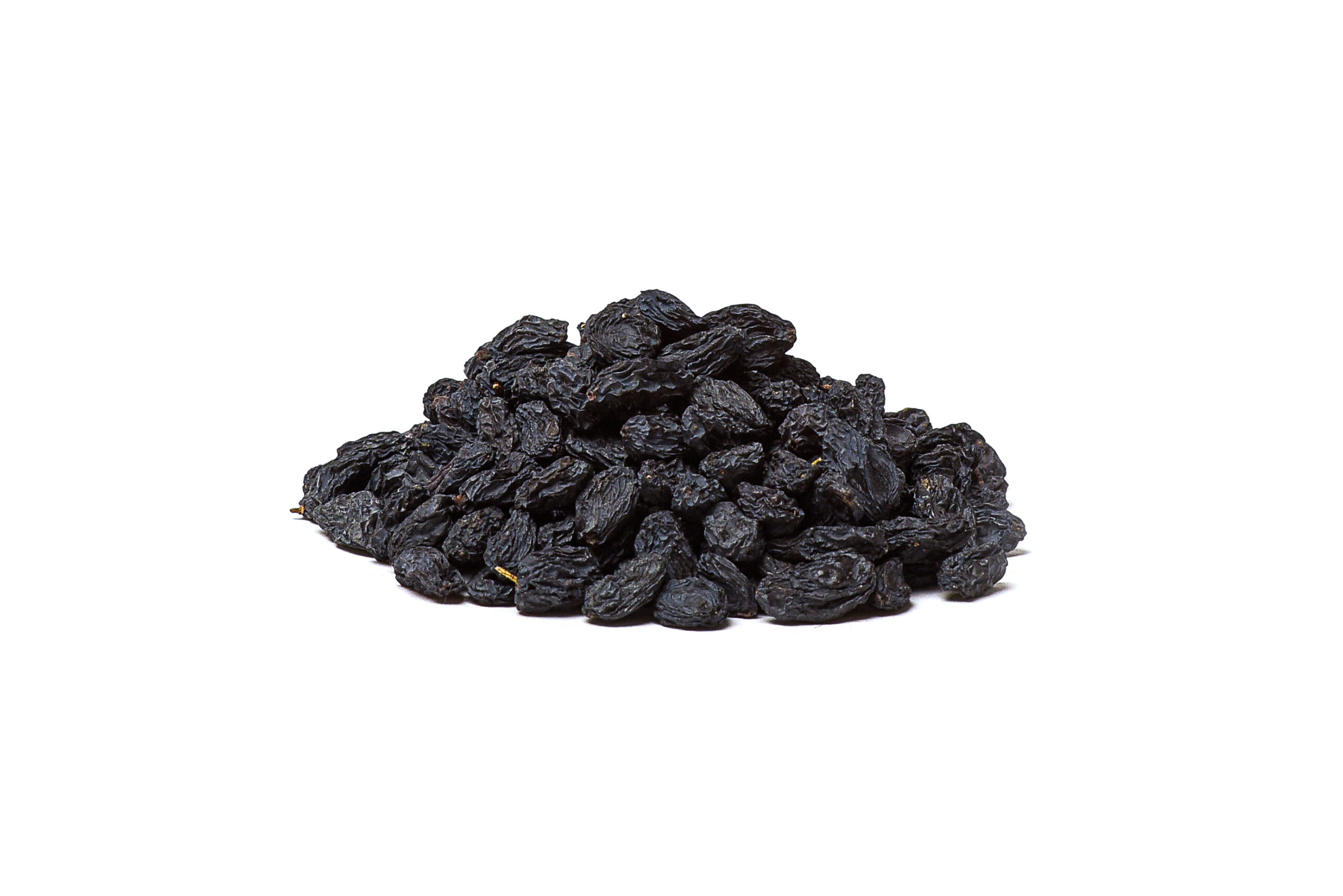 raisins black